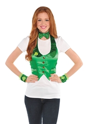 St. Patrick's Day Lecprechaun Kit | St. Patrick's Day Vest Kit