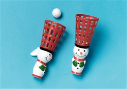 Snowman Pop/Catch | Party Supplies