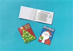 Christmas Activity Pad | Party Supplies