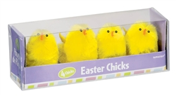Large Chenille Chicks | Party Supplies