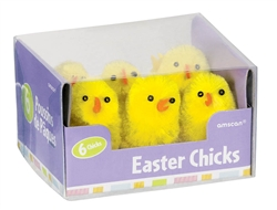 Medium Chenille Chicks | Party Supplies