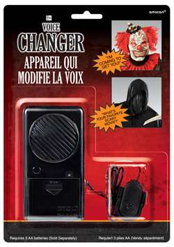 Halloween Voice Changer | Party Supplies