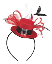Fashion Top Hat Headband | Party Supplies
