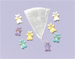 Easter Mini Plastic Paratrooper | Party Supplies
