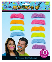 80's Mustaches | Party Supplies