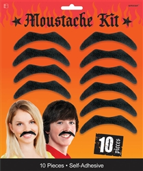 Rock On Mustaches | Party Supplies