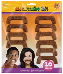 60's Mustaches | Party Supplies