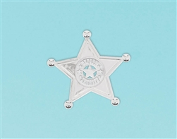Sheriff Badge Favors | Party Supplies