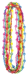 60's Party Beads | Party Supplies