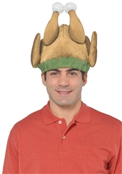 Cooked Turkey Hat | Party Supplies
