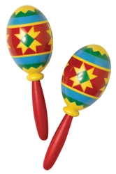 Fiesta Maracas | Party Supplies