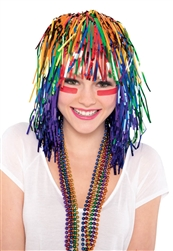 Rainbow Fun Wigs | Party Supplies