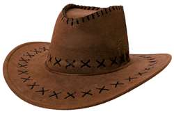 Cowboy Hat - Brown | Party Supplies