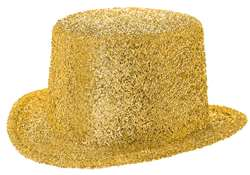 Top Hat Gold | Party Supplies
