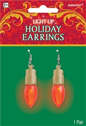 Christmas Earrings | Party Supplies