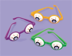 Halloween Eyeball Glasses