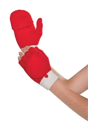 Holiday Convertible Gloves | Party Supplies