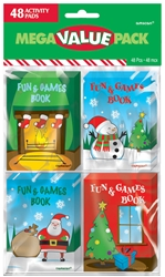 Christmas Fun Pad | Party Supplies