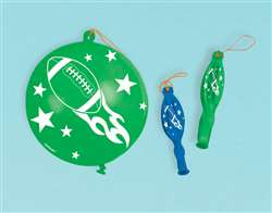 Football Punch Balloon | Party Supplies