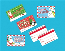 Christmas Plastic Debit Card | Party Supplies