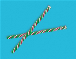 Peppermint Stick Eraser | Party Supplies
