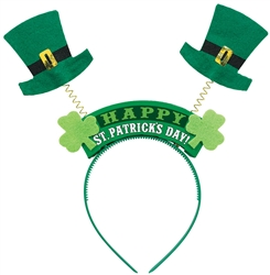 Top Hat Headbopper | St. Patrick's Day Headbopper