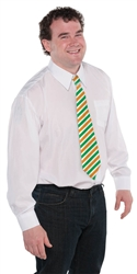 St. Patrick's Day Striped Tie | St. Patrick's Day Stripped Tie