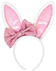 Bunny Ears with Bow | Party Supplies