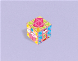 Sweet Treats Plastic Puzzle Cube | Party Supplies