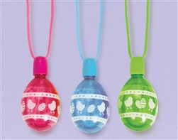 Egg Bubble Necklace | Party Supplies