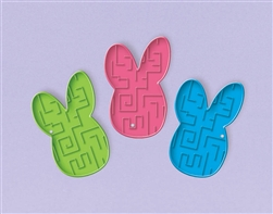 Bunny Plastic Maze Puzzle | Party Supplies