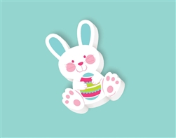 Easter Jumbo Scented Eraser | Party Supplies