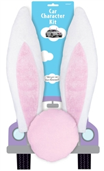Bunny Car Art | Party Supplies