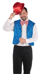 Patriotic Suit - Adult | Party Supplies