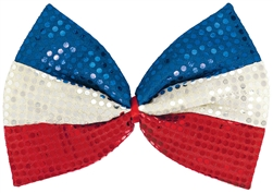 Patriotic Jumbo Bow Tie | Party Supplies