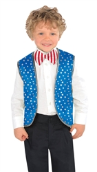 Patriotic Suit - Child | Party Supplies