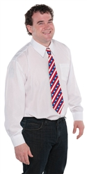 Patriotic Necktie | Party Supplies