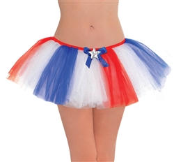 Patriotic Tutu - Adult | Party Supplies