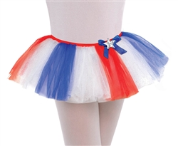 Patriotic Tutu - Child | Party Supplies