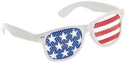 Patriotic Printed Glasses | Party Supplies