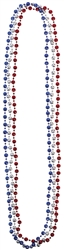 Patriotic Disco Ball Bead | Party Supplies