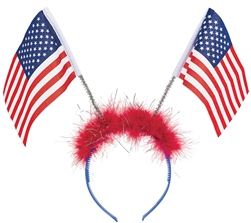 Patriotic Flag Head Bopper | Party Supplies
