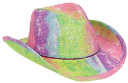 Rainbow Cowboy Hat | Party Supplies