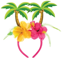 Palm Tree Head Bopper | Party Supplies