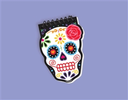 Day of the Dead Die-Cut Notepad