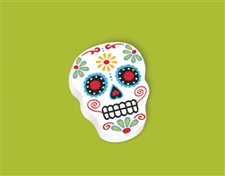 Day of the Dead Jumbo Eraser