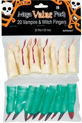 Witch & Vampire Finger MVP Favors