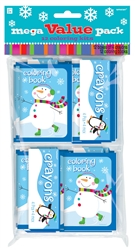 Winter Fun Coloring Kit | Party Supplies