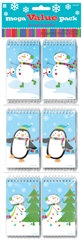 Winter Fun Note Pad | Party Supplies