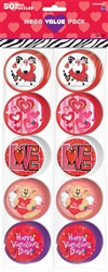 Valentine's Day Ball Puzzle Mega Value Pack | Valentine's Day Puzzle